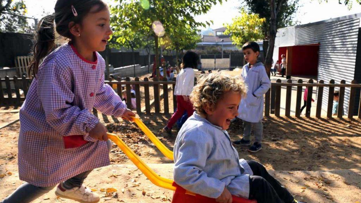 L'escola s'ha d'adaptar a la nova realitat / Foto: Lluís Llebot
