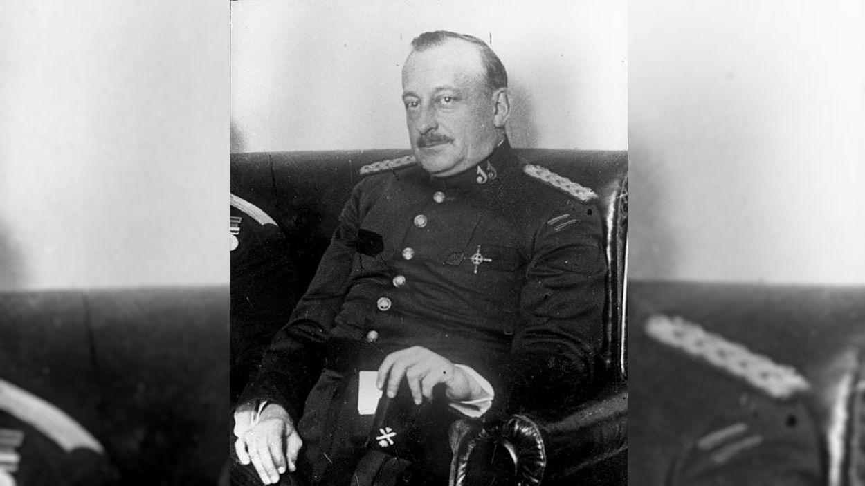 Primo de Rivera en una imatge d'arxiu / Foto: CC by Bundesarchiv, Bild 102-09414