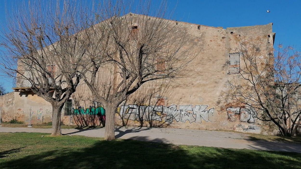 El govern rehabilitarà la masia de Can Rabella, a Can Mates, perquè sigui un centre d'emprenedoria / Foto: Cugat Mèdia