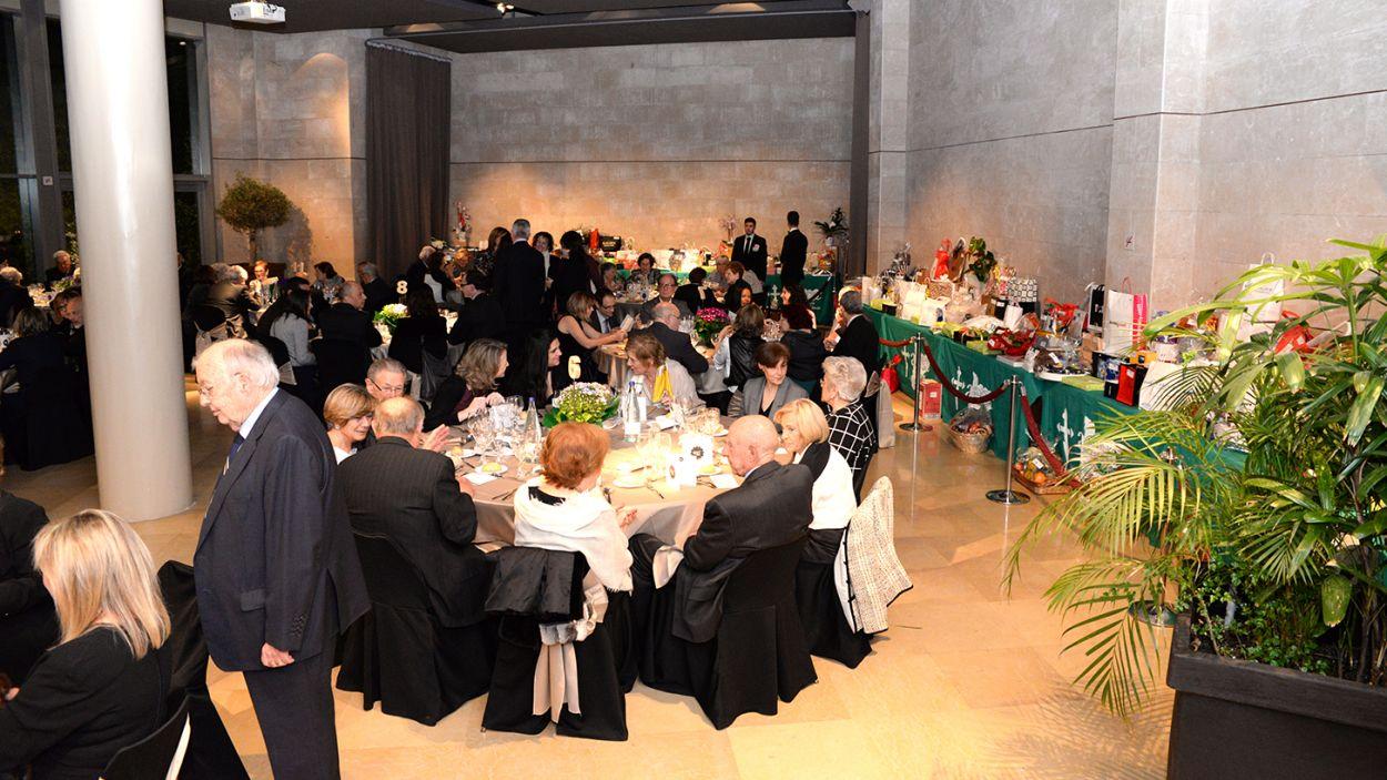 El sopar arriba a la 33a edició / Foto: Localpres