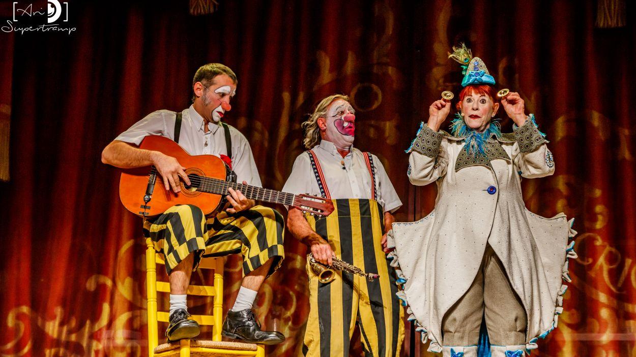 Festa Major de Valldoreix: Show 'Que bèstia', de Tortell Poltrona