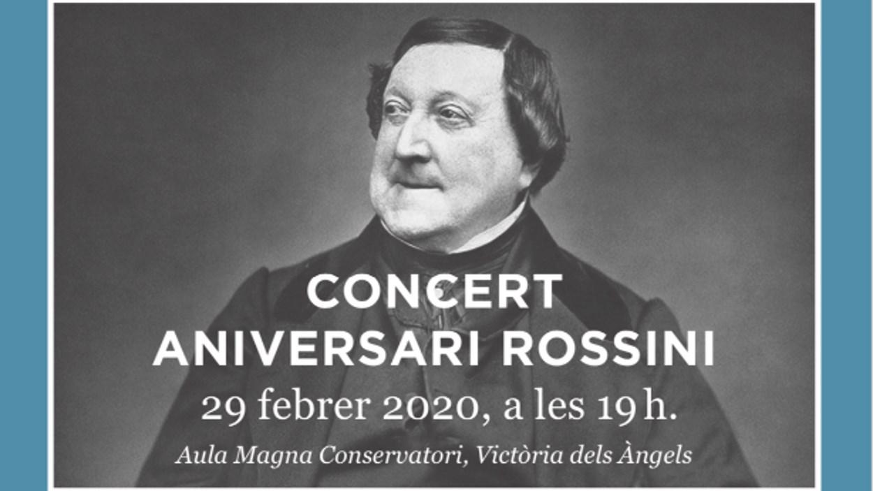 Concert: Aniversari Rossini