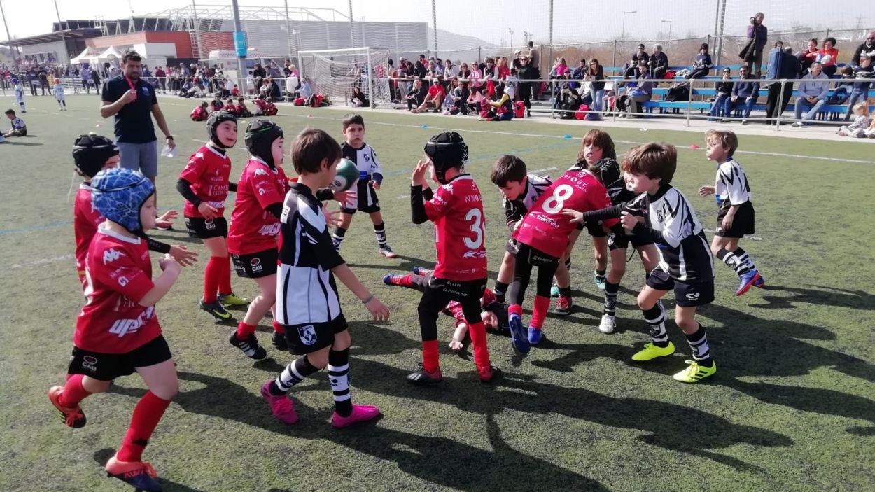 El Rugby Sant Cugat suspèn les quotes dels jugadors i jugadores / Font: Cugat Mèdia