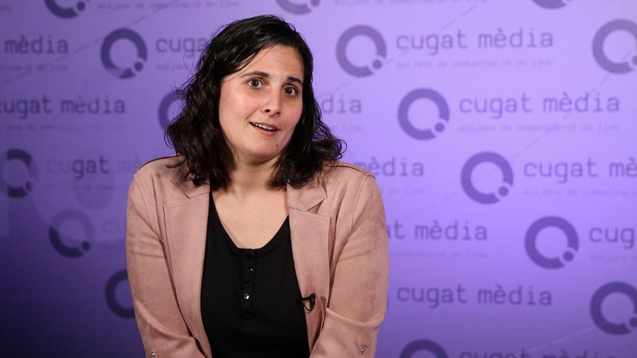 Tamburini: 'No suporto que a les entrevistes em preguntin amb qui són les meves filles, als homes no els hi ho pregunten'