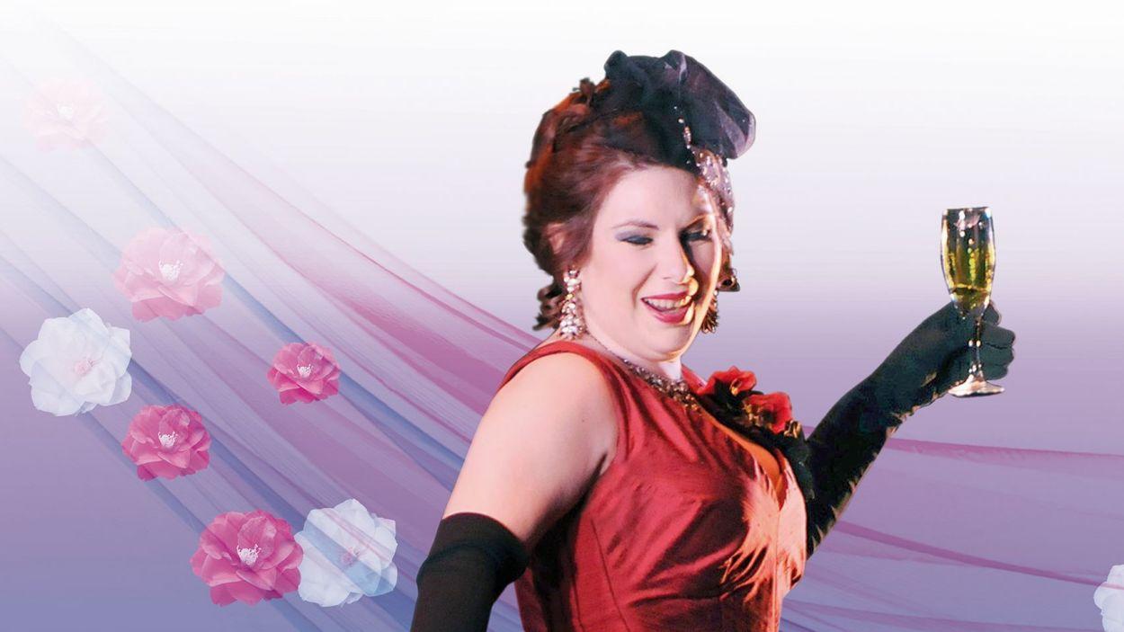 'La Traviata' va passar per Sant Cugat / Foto: Amics de l'Òpera de Sabadell