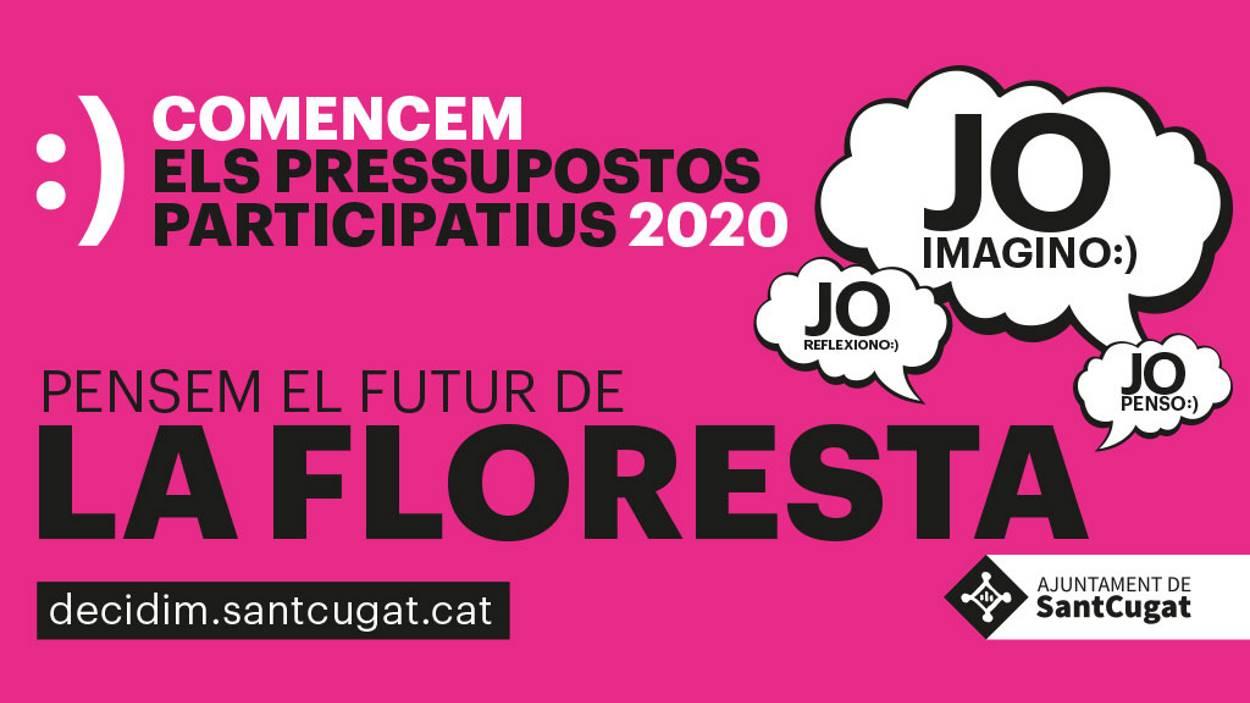 Pressupostos participatius 2020 - Taller de diagnosi La Floresta
