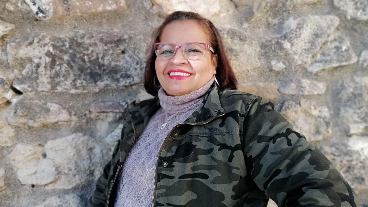 Neri González, cuidadora: 'Aquí la vida és dura, t'has d'empassar moltes llàgrimes'