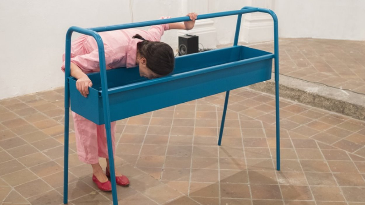 Performance: 'Sibina', de Laia Estruch
