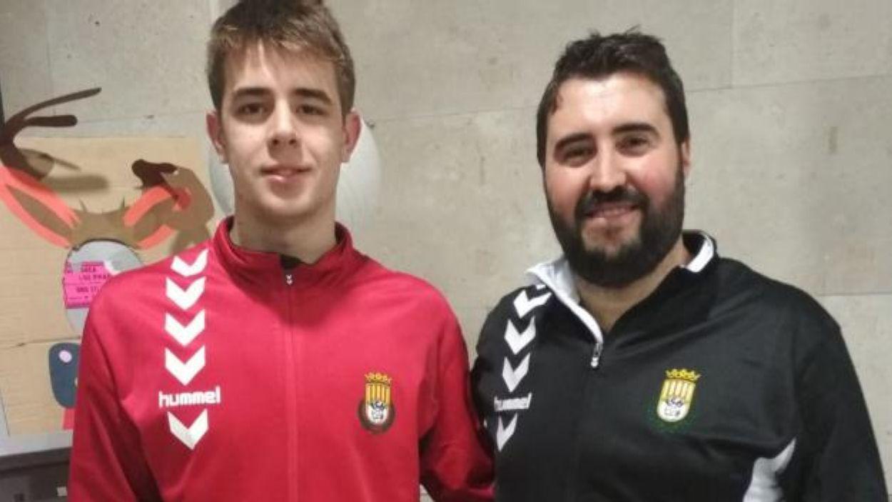 El tècnic David López deixa la selecció catalana / Font: Cedida