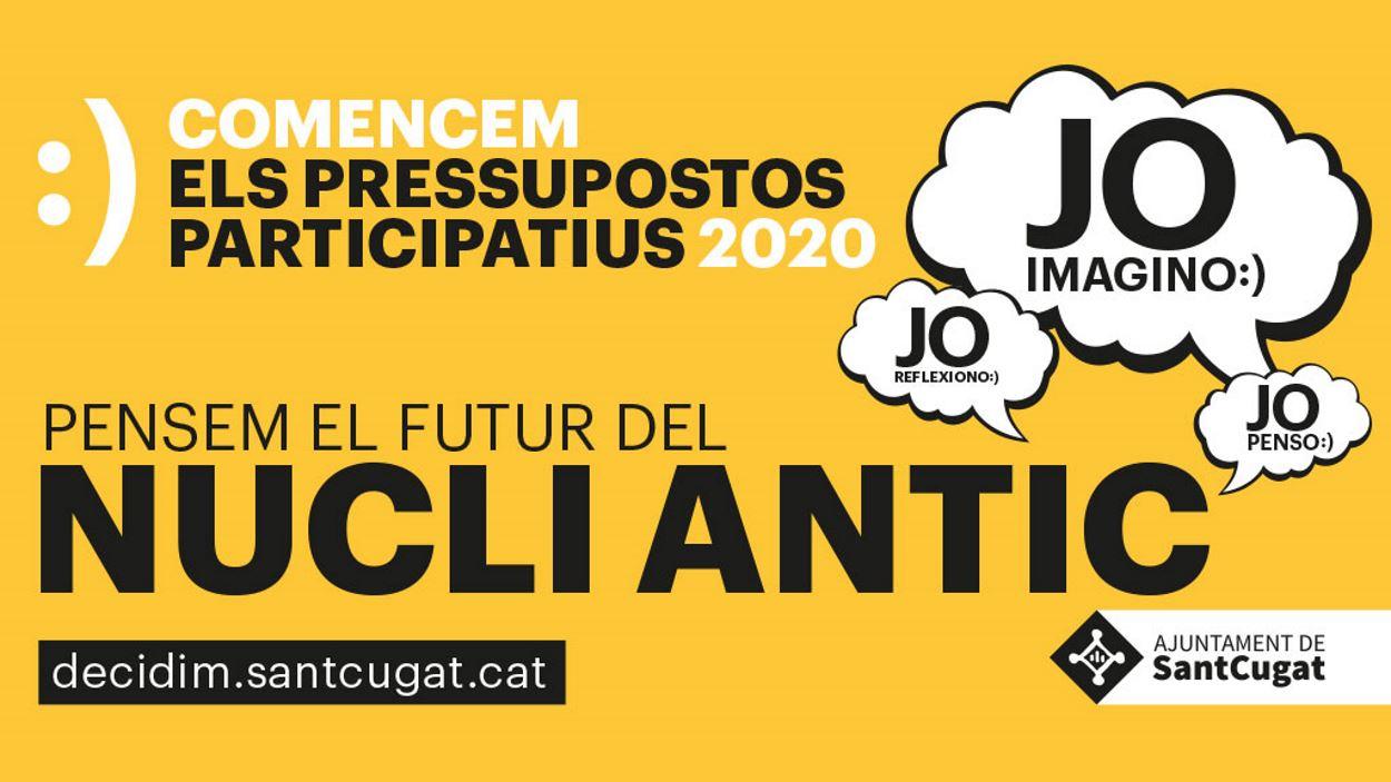 Pressupostos participatius 2020 - Taller de diagnosi Nucli Antic