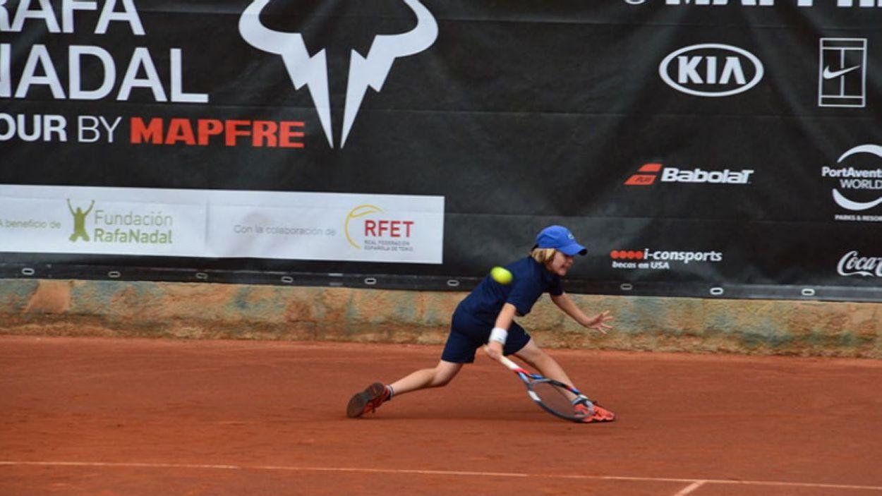 Imatge de la darrera edició del torneig al Club Esportiu Valldoreix / Font: Rafa Nadal