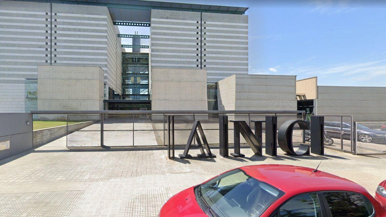 La ponència té lloc a l'ANC / Foto: Google Maps