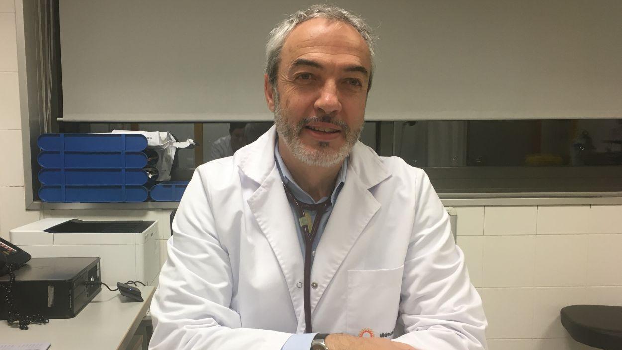El director d'Àptima Centre Clínic i metge del CAP de Valldoreix Jordi Jiménez serà el pregoner / Foto: Cedida