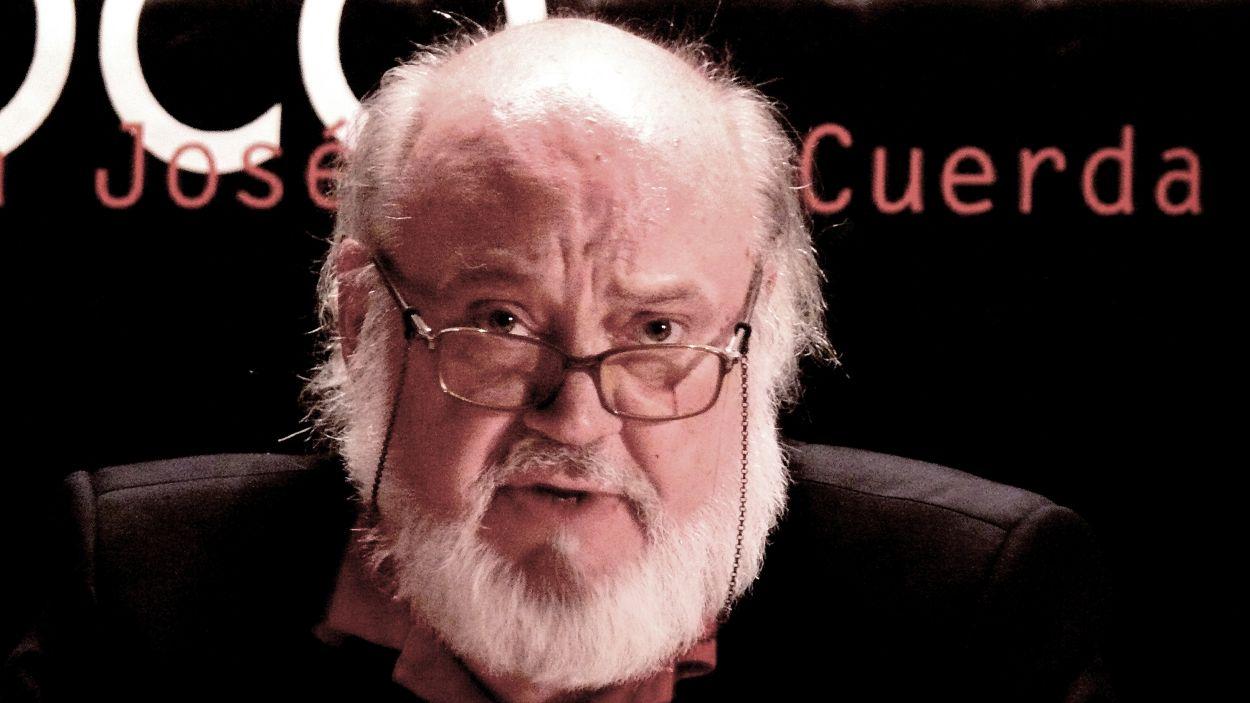 La figura Jose Luis Cuerda, el geni d''Amanece, que no es poco', al magazín