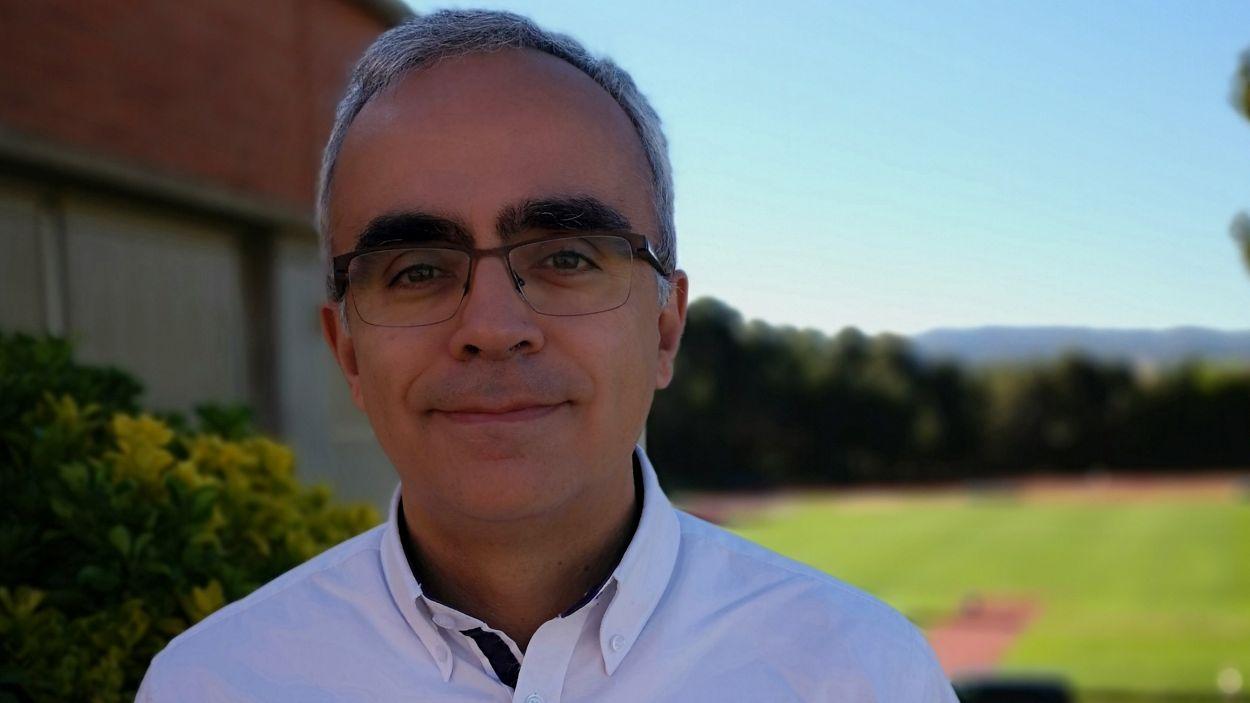 Ramon Terrassa és el director del CAR / Font: Ramon Terrassa