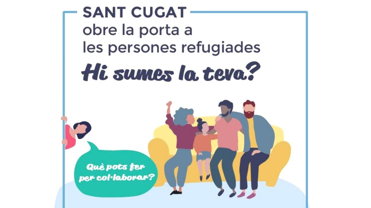 Xerrada: 'Vols acollir persones refugiades?'