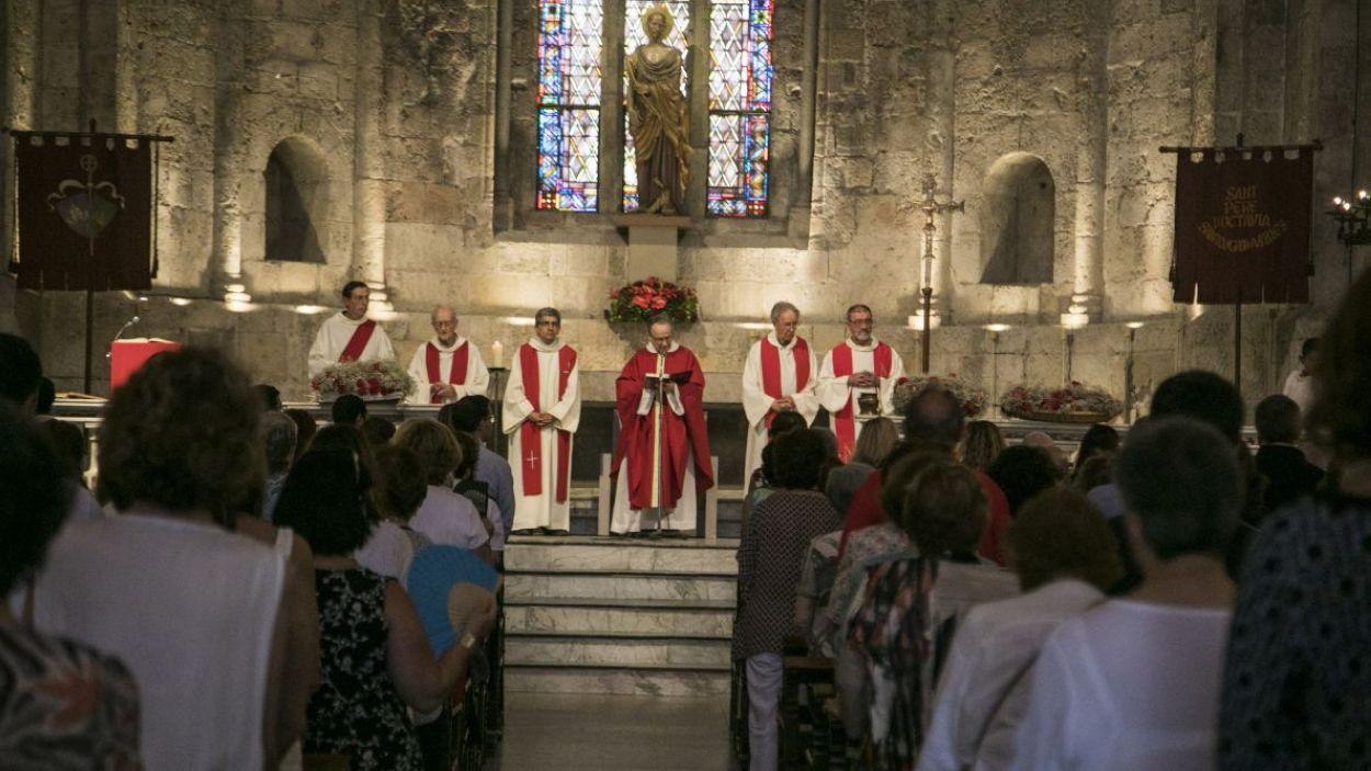 Les misses tornen al Monestir aquest dilluns / Font: Localpres