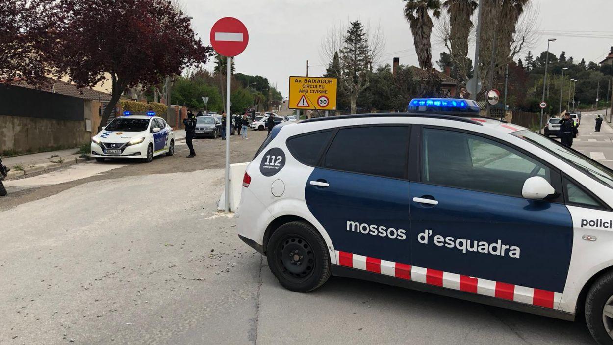 L'immoble es troba a l'avinguda Baixador / Foto: Cugat Mèdia