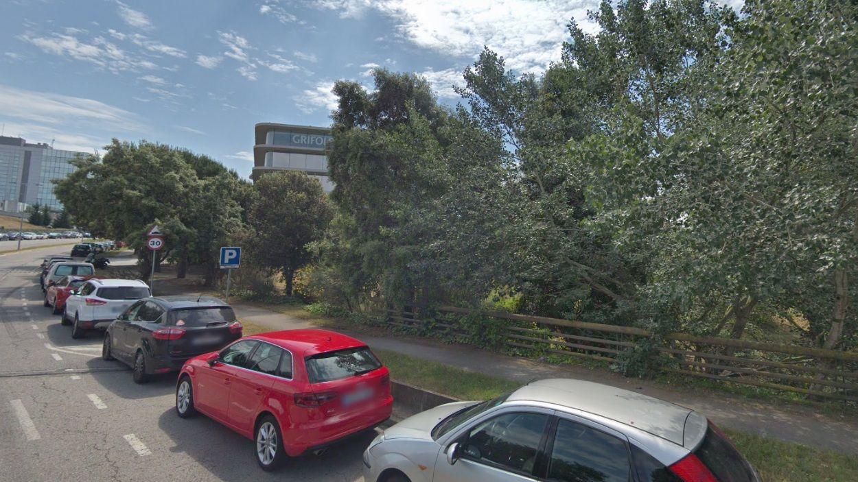 Imatge de la seu de Grifols a Sant Cugat / Foto: Google Maps