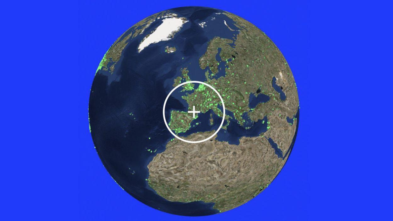 Sintonitza amb el món a través de la ràdio / Foto: Ràdio Garden