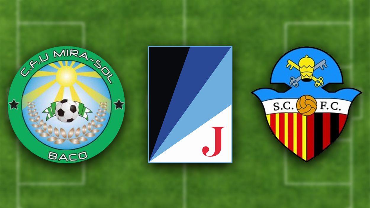 El Junior Futbol Club, el SantCu i el Mira-sol Baco, primers clubs en congelar quotes / Foto: Cugat Mèdia