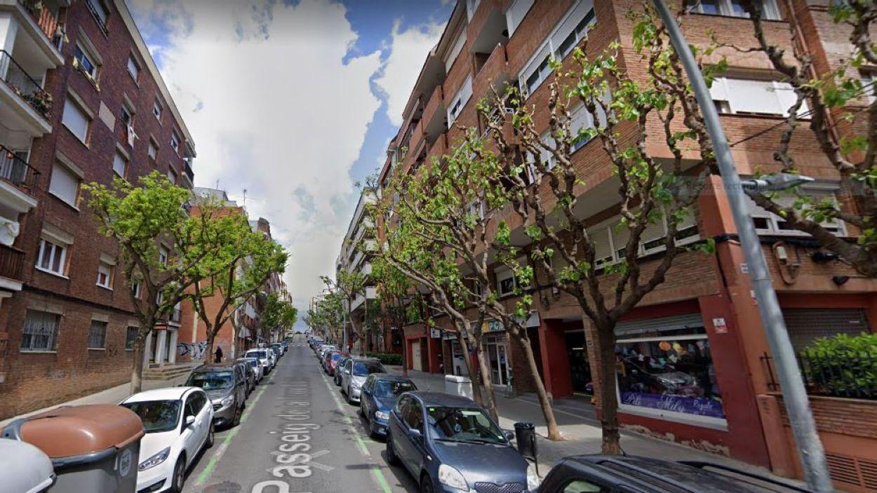 Blocs de pisos al passeig de Torreblanca / Foto: Google Maps