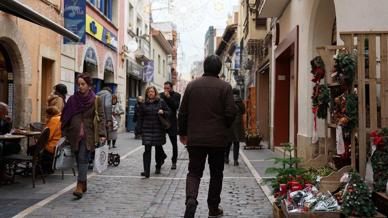El comerç local s'ha de reinventar per fer front a la crisi del coronavirus / Foto: Guillem Babitsch (Cugat Mèdia)