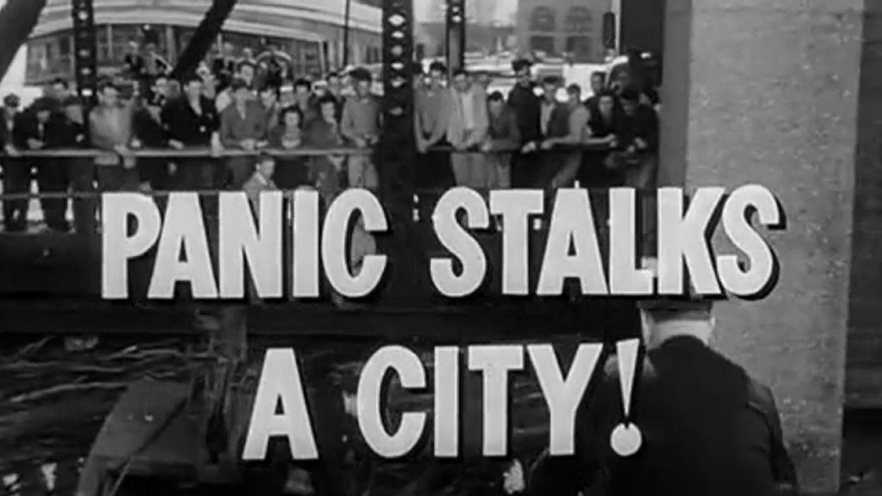 Panic als carrers és una de les pel·lícules més famoses sobre pandèmies / Foto: Frame de Youtube