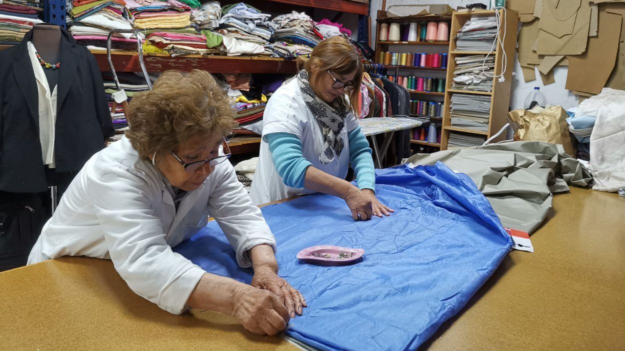 Més d'una quarantena de dones s'han sumat a la inciativa / Foto: Cedida