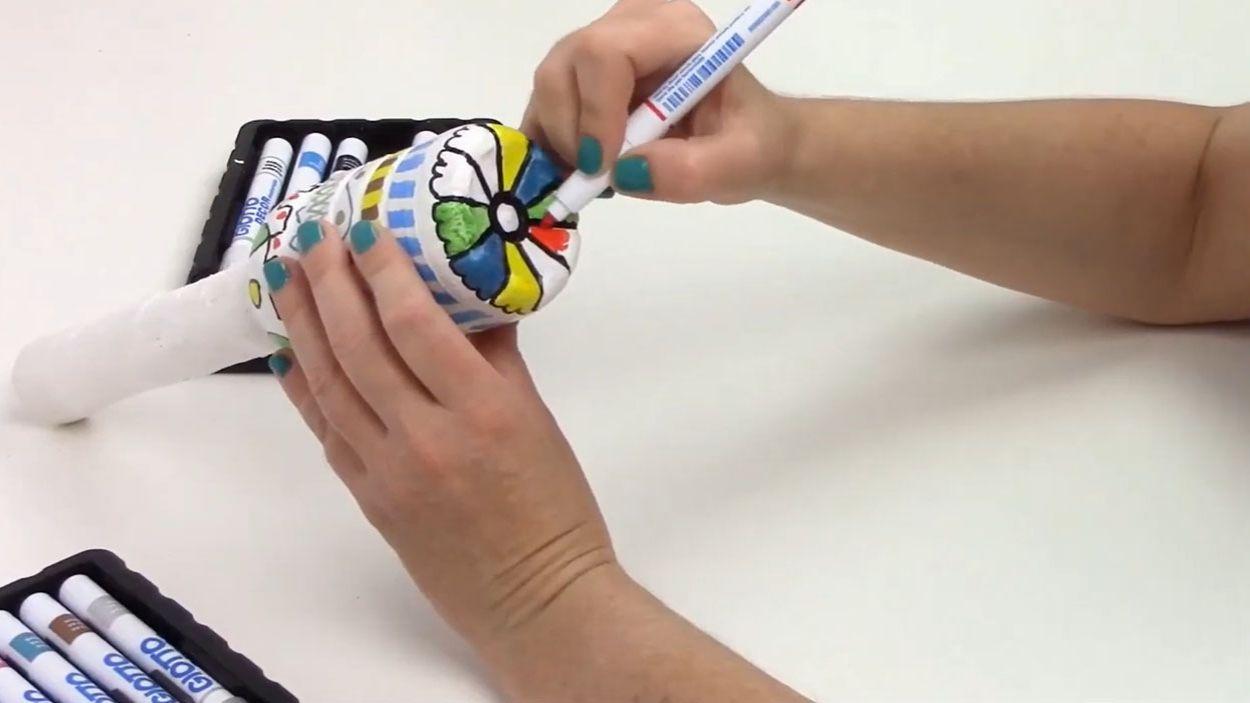 Crea unes maraques / Foto: Abacus