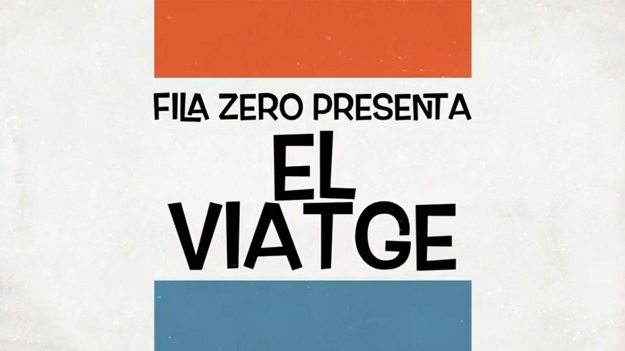 Fila Zero presenta 'El viatge', les històries d'onze personatges confinats