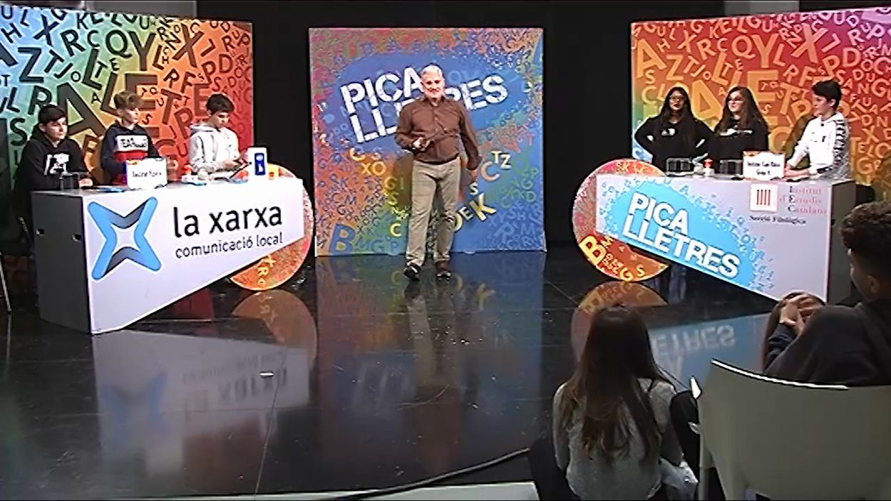Torna el concurs de coneixement lingüístic 'Pica lletres' a Cugat Mèdia