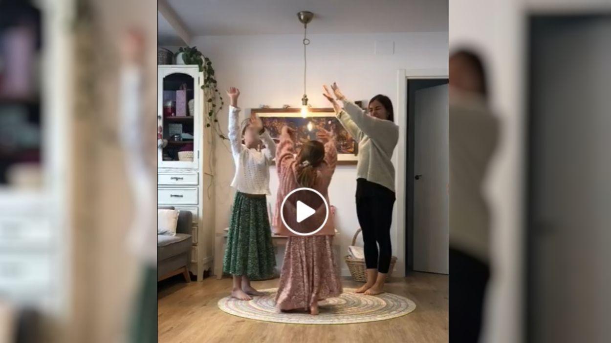 Els vídeos de l'Esbart es troben a la seva pàgina de Facebook i Instagram /Font: Facebook Esbart