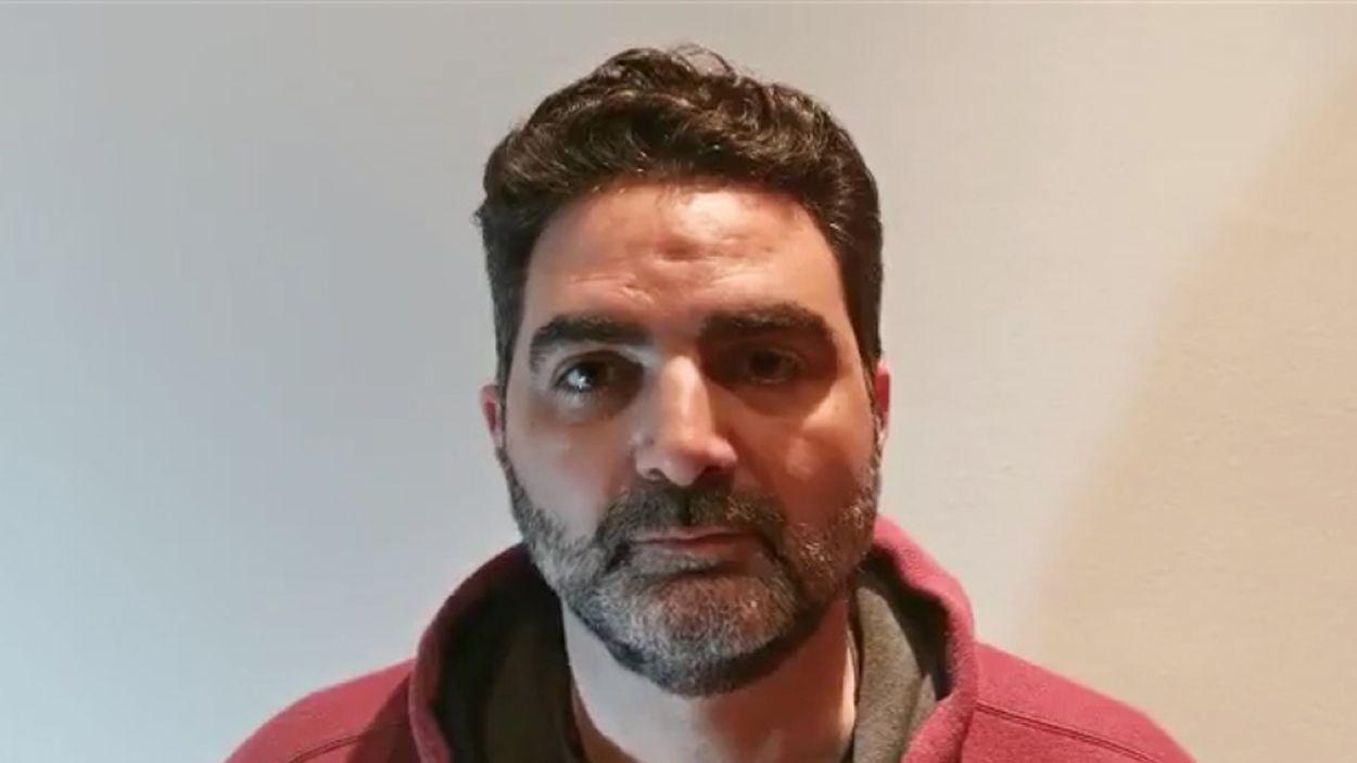Aldo Ciprian és el portaveu de Cs