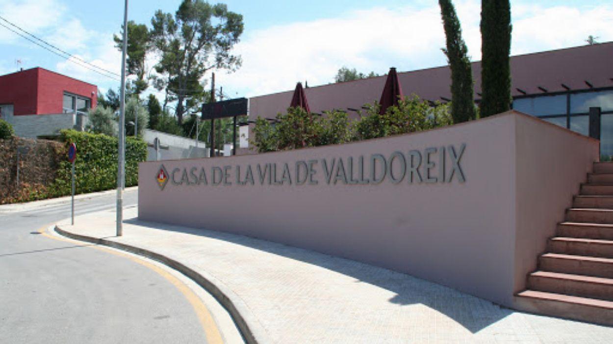 La casa de la vila / Foto: EMD Valldoreix
