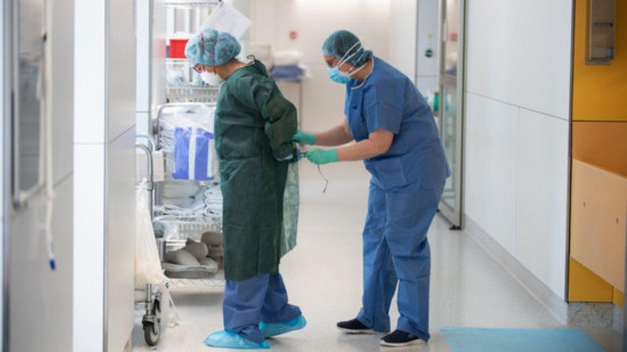 A Sant Cugat ja s'han superat els 300 positius registrats de coronavirus / Foto: ACN