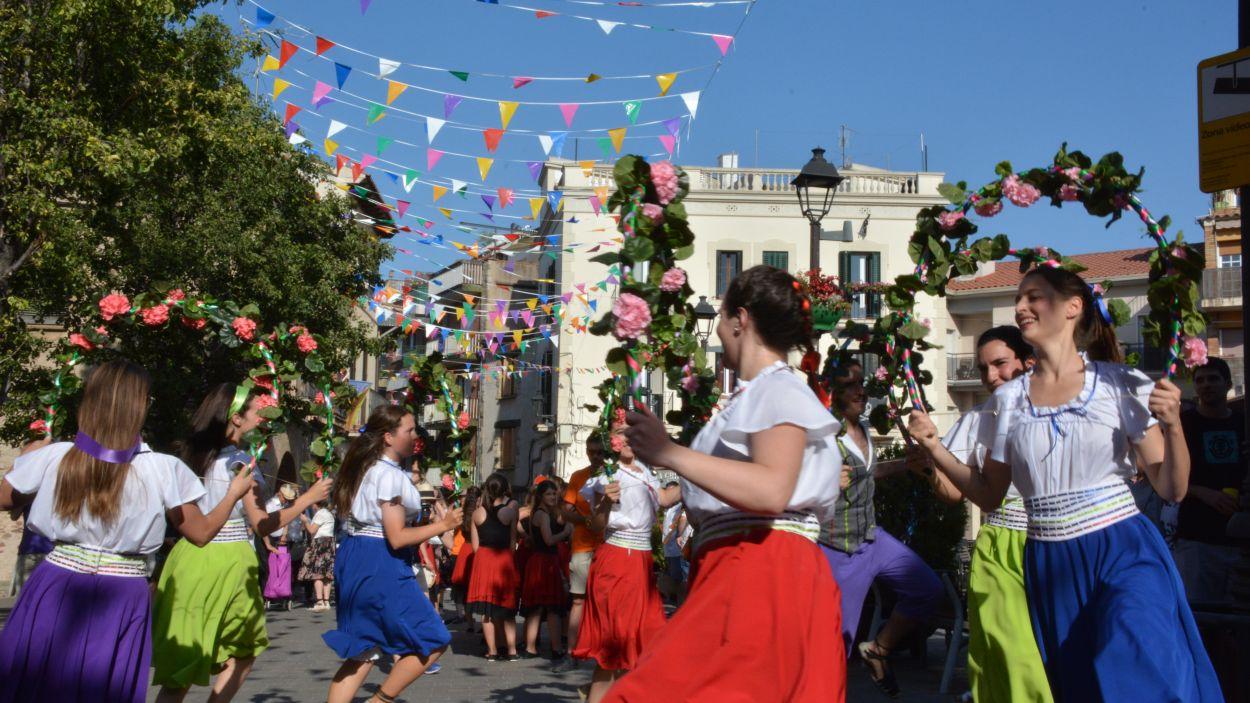 Imatge d'arxiu de la Festa Major / Foto: Localpres