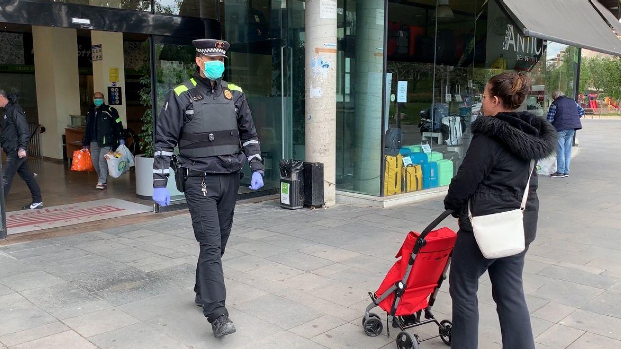 Sant Cugat tindrà 99 agents de Policia Local quan acabi el 2020 / Foto: Lluís Llebot (Cugat Mèdia)
