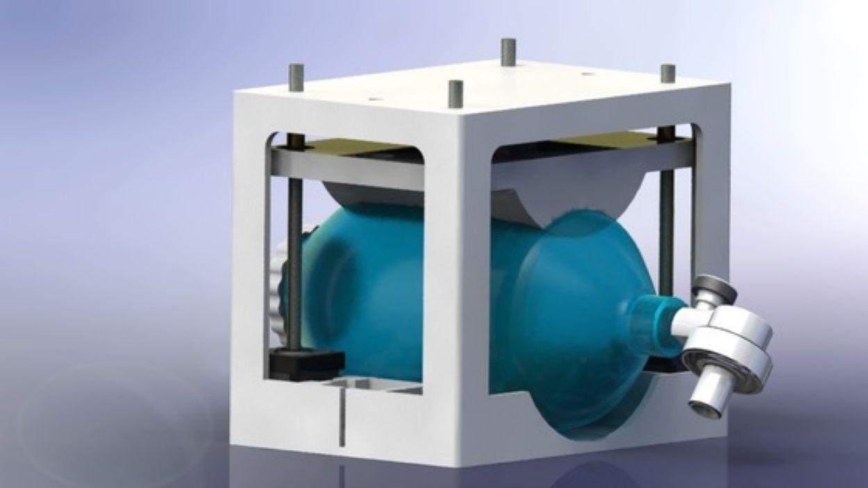 L'enginyer aeroespacial santcugatenc que dissenya respiradors mecànics