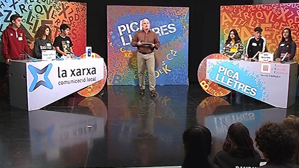 El 'Pica lletres' emet el tercer capítol / Foto: Cugat Mèdia