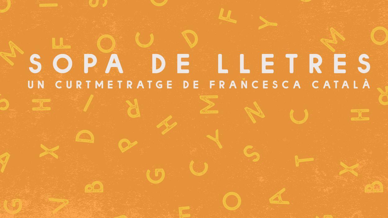 Cartell del curtmetratge de Cesca Català / Font: Cesca Català