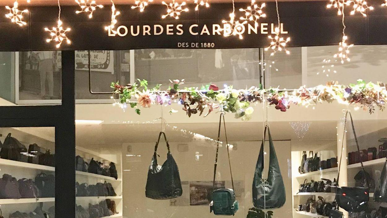 La botiga s'ha sumat al carro de les comandes a domicili a causa del confinament / Foto: Lourdes Carbonell