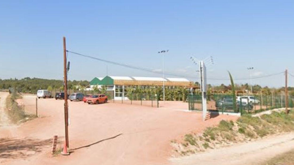Elia Garden, a l'Avinguda de les Roquetes / Foto: Google Maps