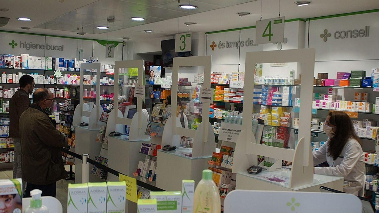 Farmàcies de Sant Cugat tindran mascaretes infantils / Foto: Cugat Mèdia