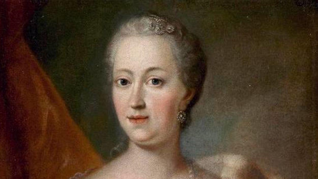 Maria Theresia von Paradís va rebre l'admiració de Mozart