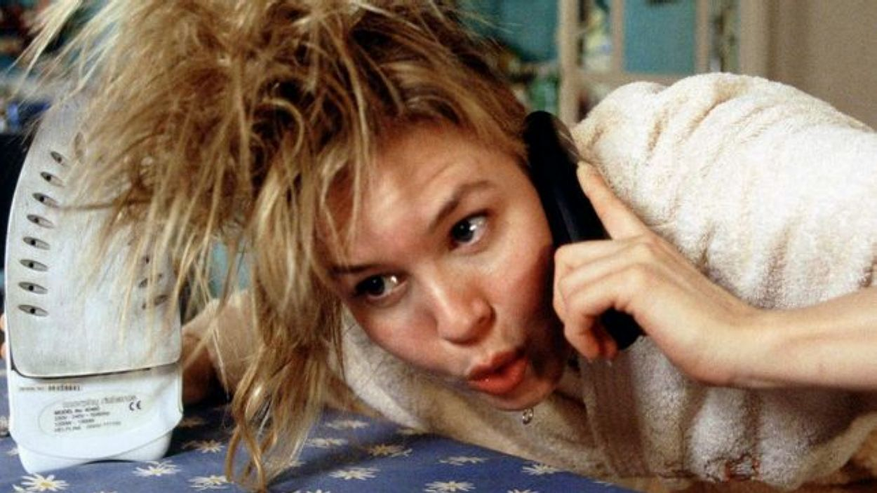 Un moment d''El diari de Bridget Jones'