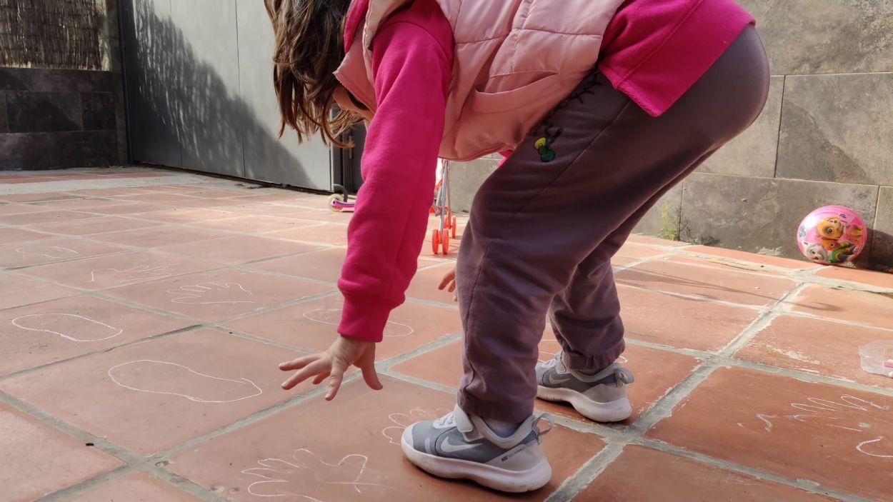 Tot a punt perquè els infants puguin sortir a passejar / Foto: Cugat Mèdia