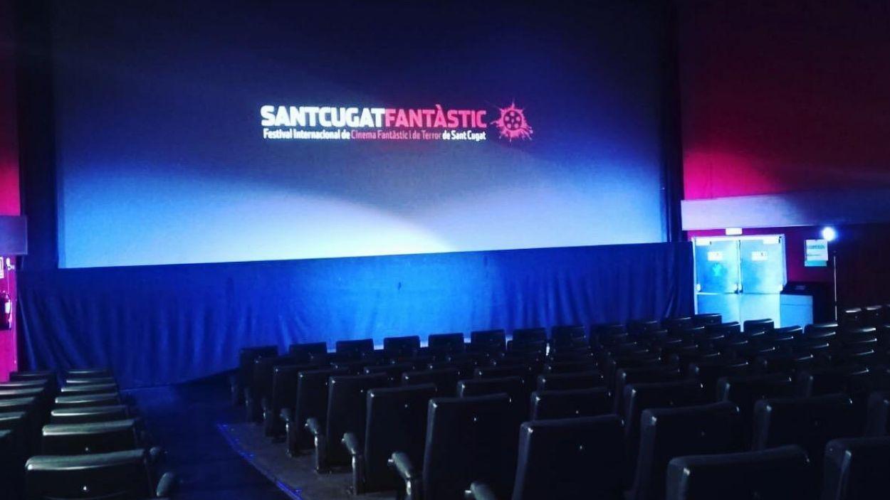 El Sang Cugat Fantàstic se celebrarà als Cinemes Sant Cugat / Foto: Cedida