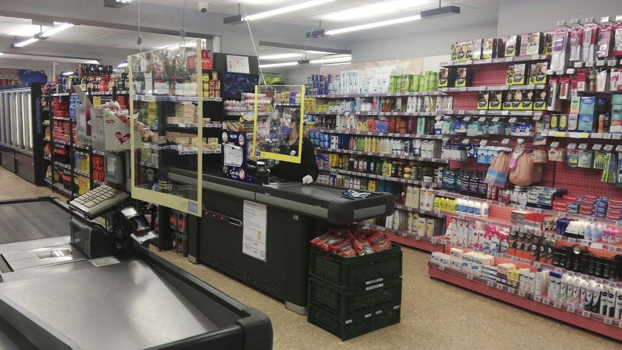Supermercat Condis Valldoreix / Foto cecida per Condis Valldoreix