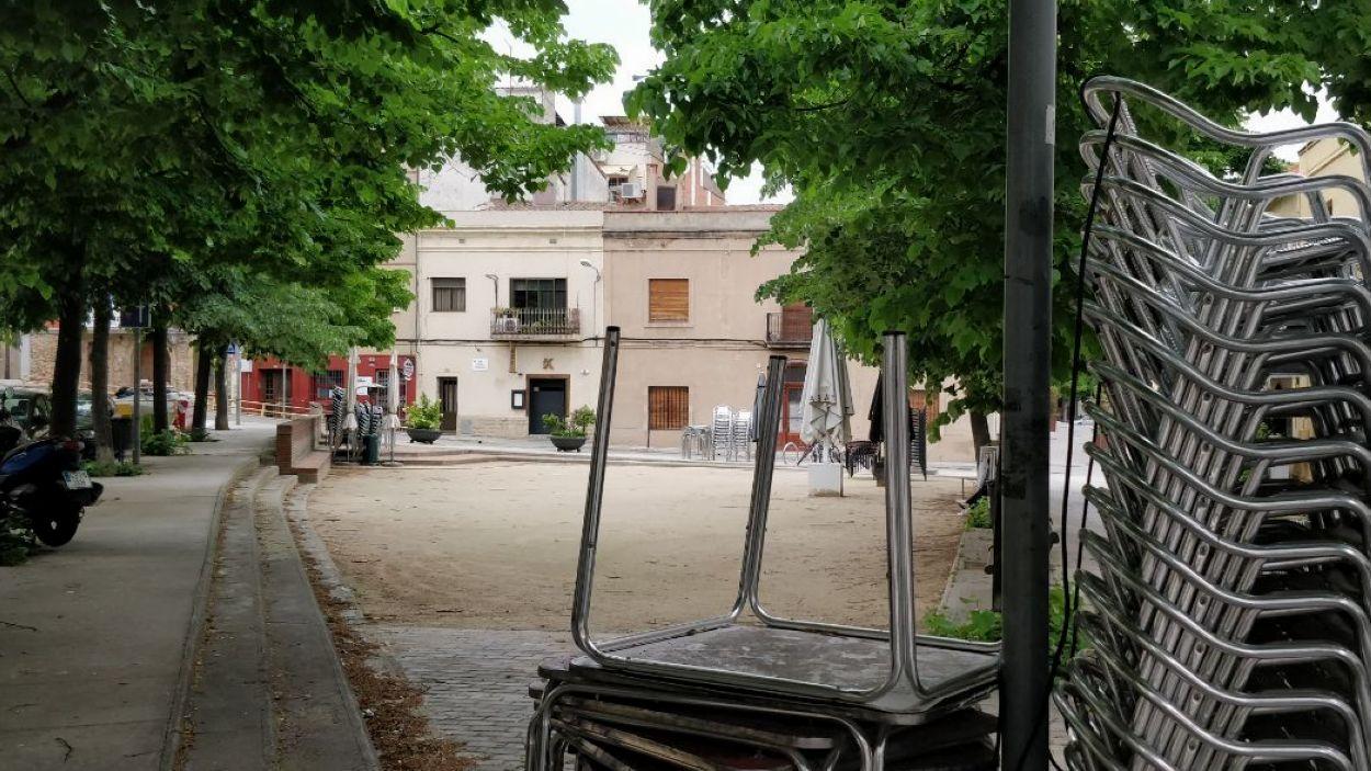 Els bars i restaurants encara no podem obrir a les tardes i els vespres / Foto: Cugat Mèdia